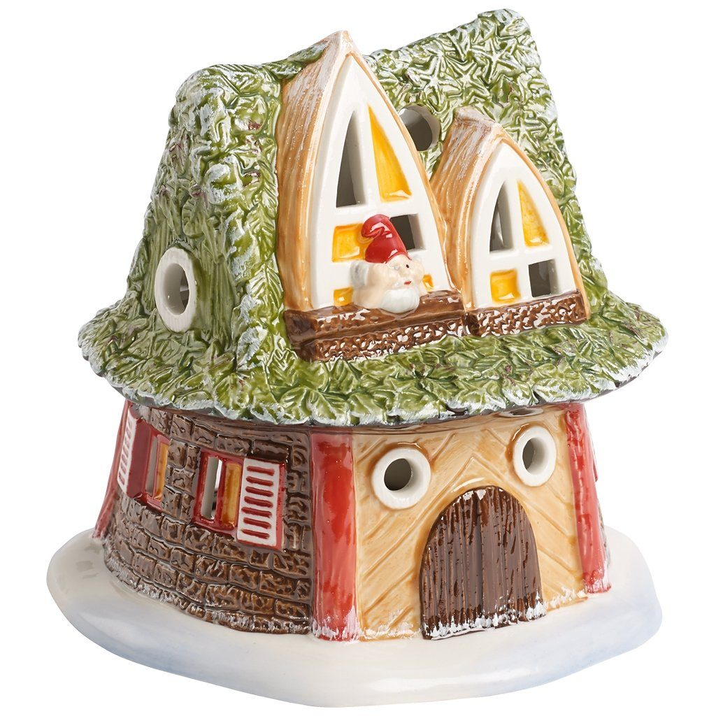 VILLEROY & BOCH Zwergenhaus 14x14x14,5cm »Fairytale Park«