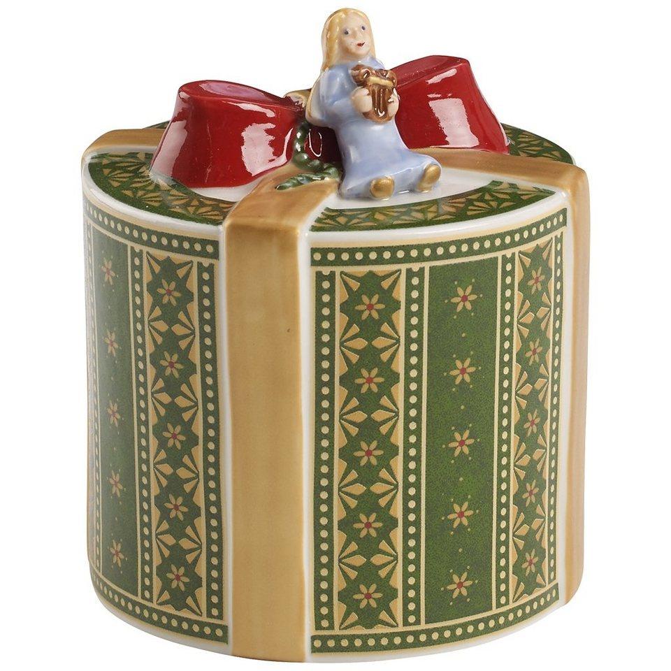 VILLEROY & BOCH Geschenkpaket rund 10,5cm »Nostalgic Melody« in Dekoriert