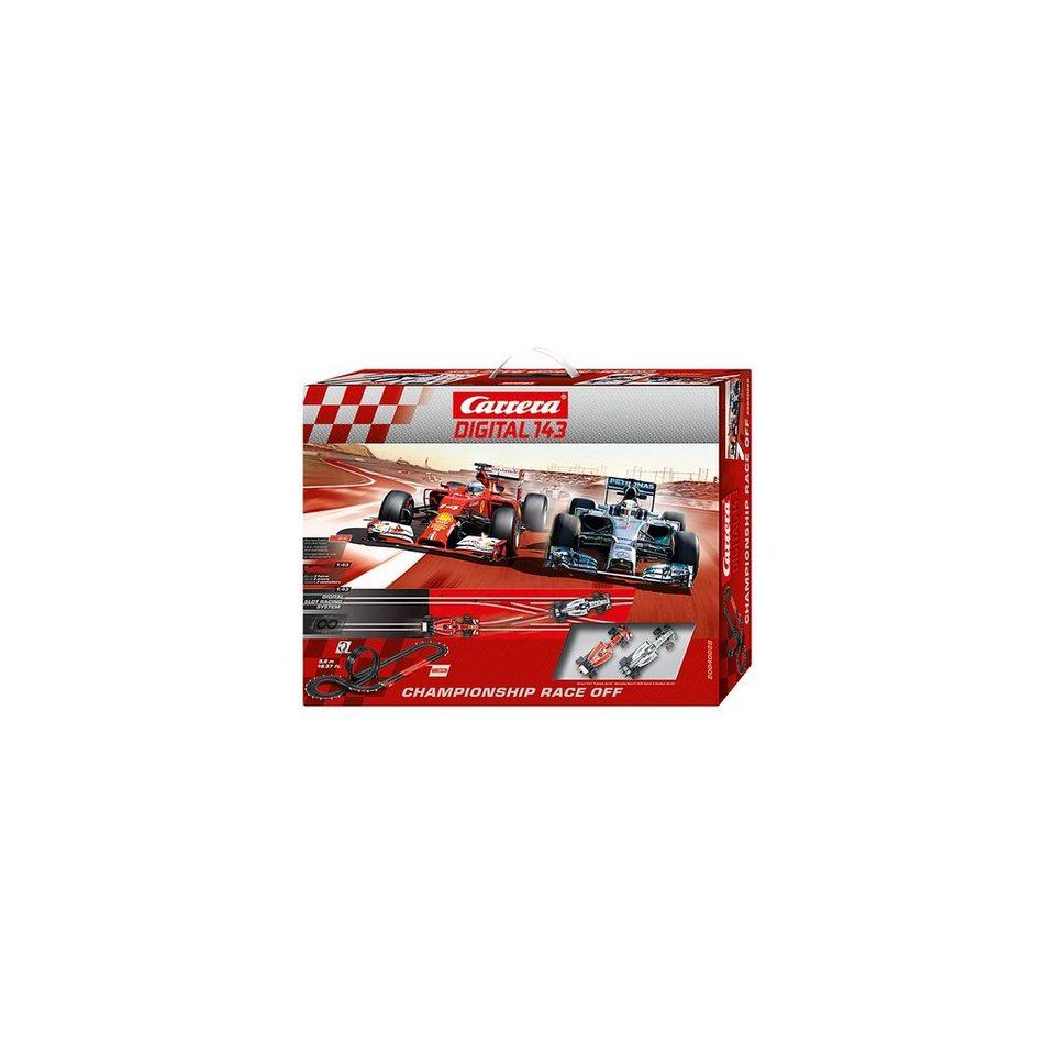 Carrera Digital 143 40028 Championship Race Off