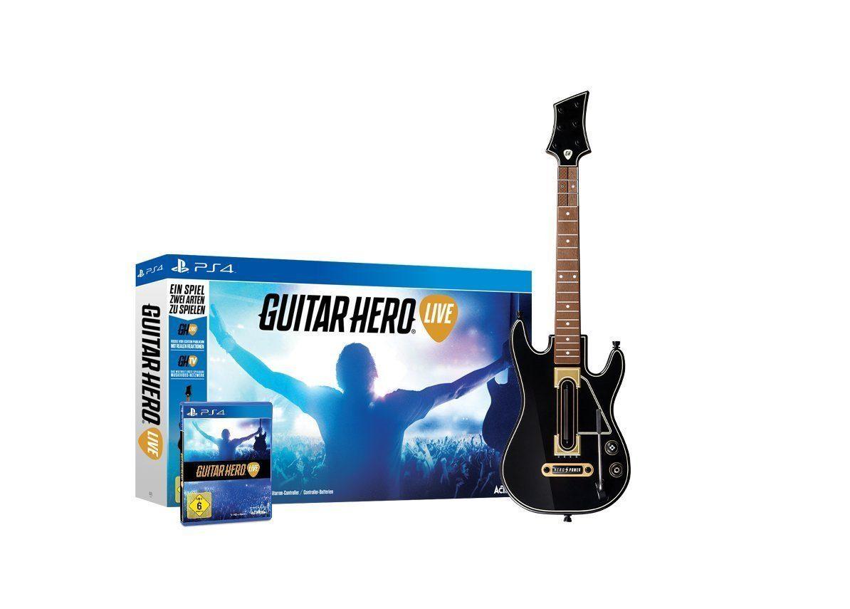 Activision Playstation 4 - Spiel »Guitar Hero Live«