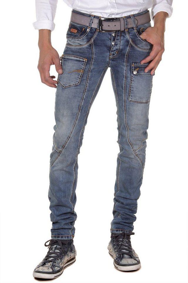 Bright Jeans Jeans regular fit in blau