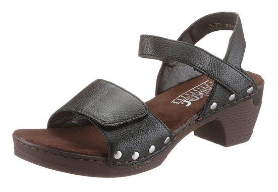 Rieker Sandalette mit glänzenden Nieten