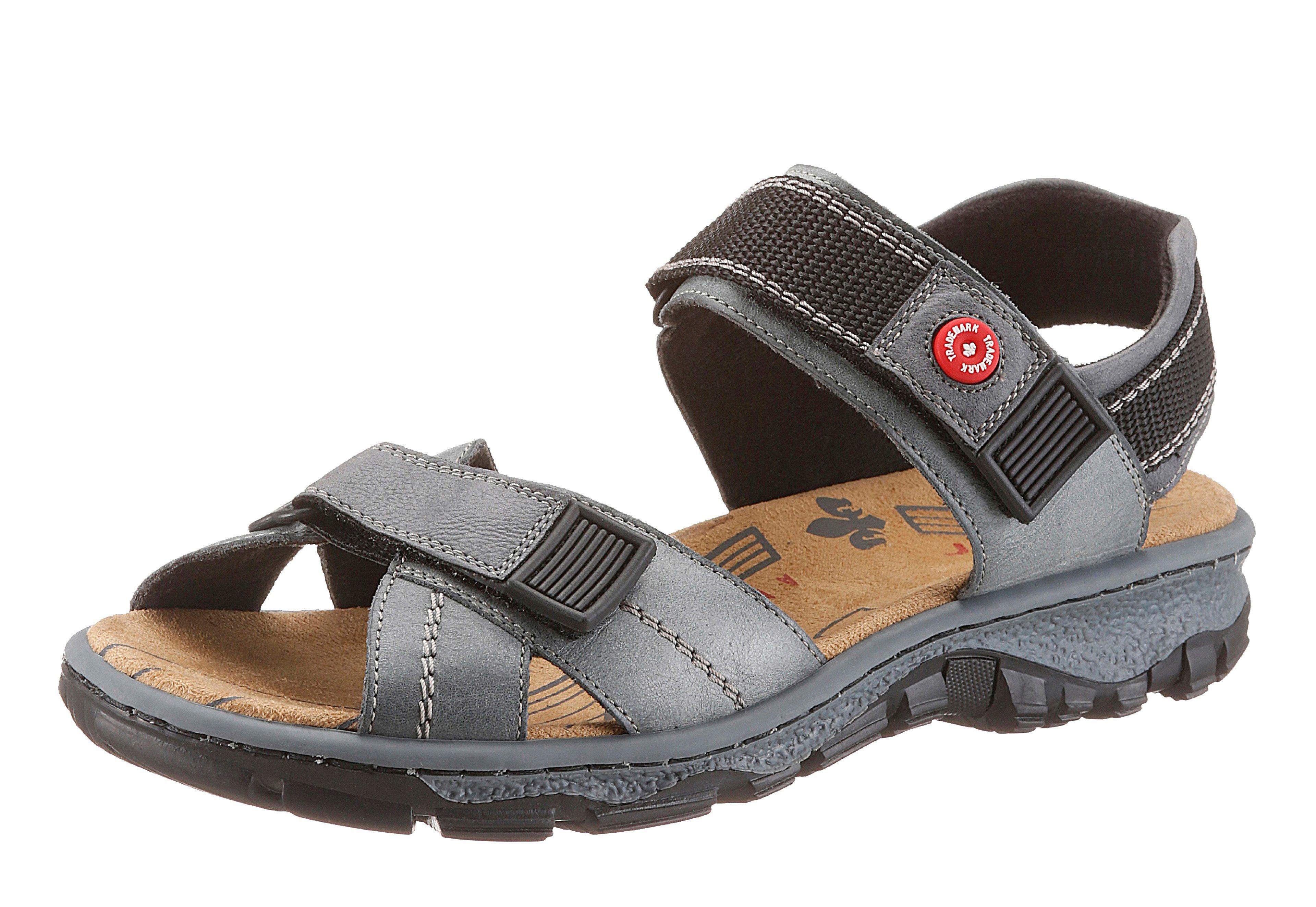Rieker Outdoorsandale in sportivem Look, Sportive Sandale im