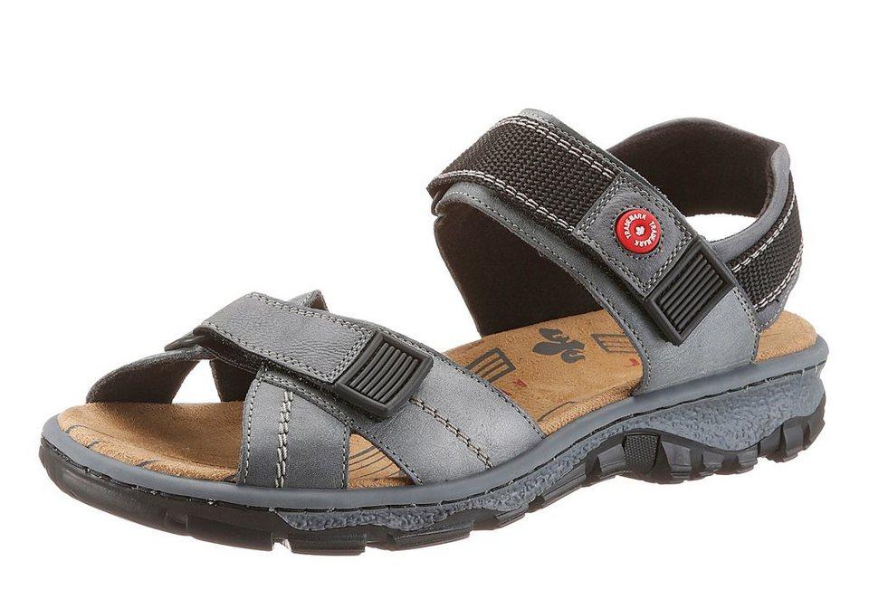Rieker Sandale in jeansblau
