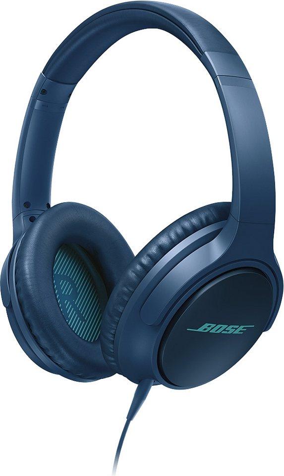 Bose® SoundTrue® around-ear headphones II Apple Kopfhörer in blau