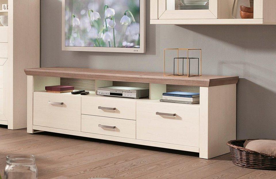 Set One By Musterring Lowboard York Typ 35 Breite 200 Cm Online Kaufen Otto