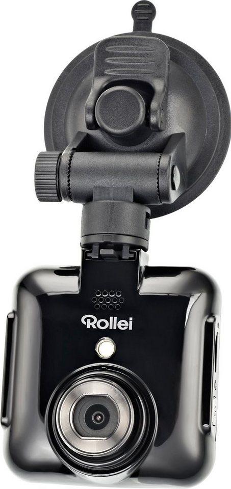 Camcorder - Rollei »CarDVR 71« Camcorder (HD Ready, Eingebauter G Sensor für automatisch geschützte Aufnahmen bei Unfällen)  - Onlineshop OTTO
