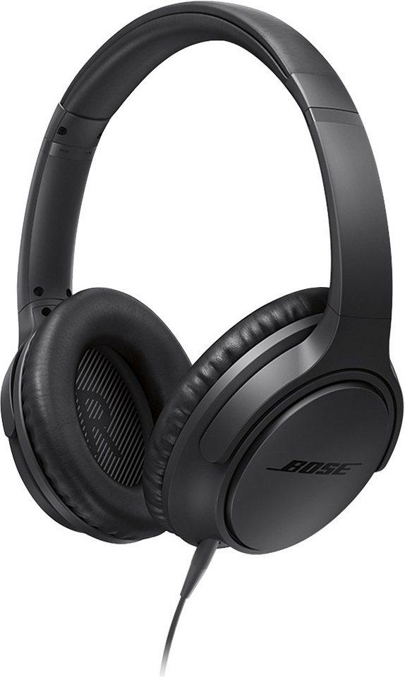 Bose® SoundTrue® around-ear headphones II Android Kopfhörer in schwarz