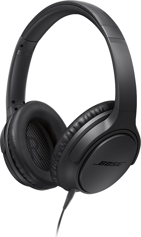 Bose® SoundTrue® around-ear headphones II Apple Kopfhörer in schwarz