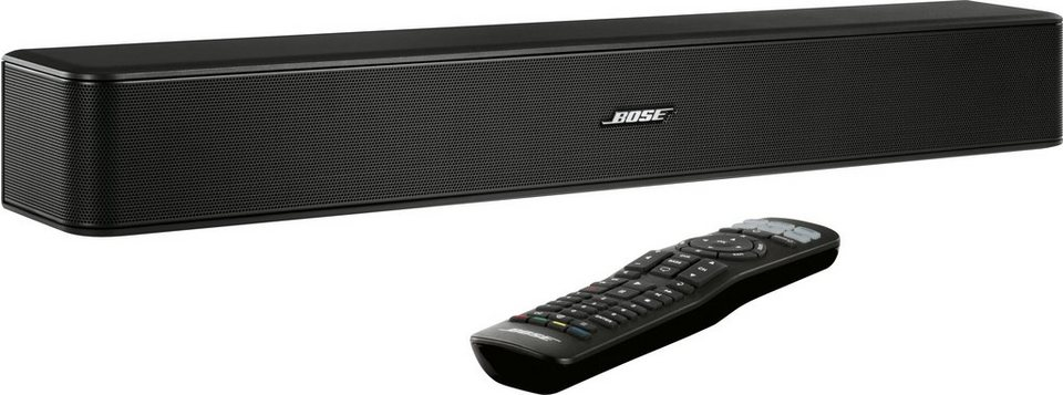 Bose® Solo 5 TV Soundbar in schwarz