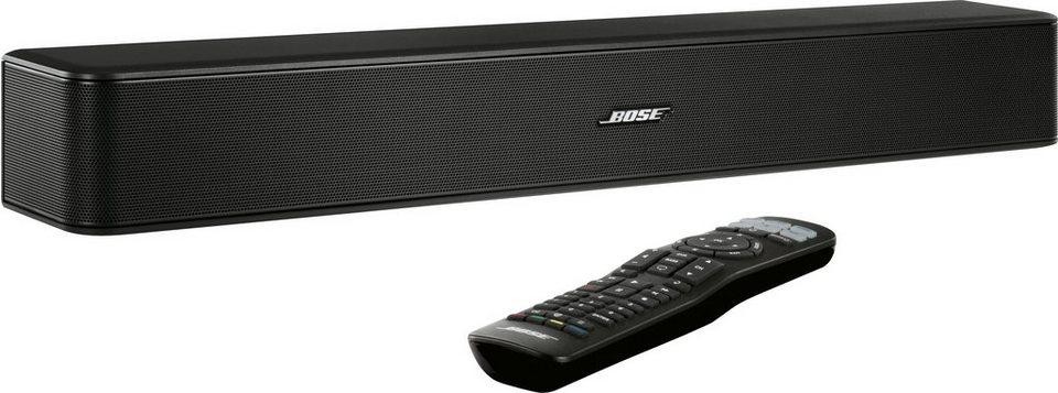 Bose Solo 5 Tv Soundbar Hören Sie Jedes Wort Klar Und Unverfälscht