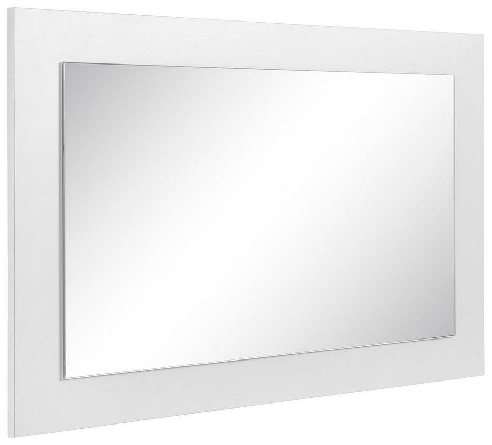 Spiegel »Finn« in weiß