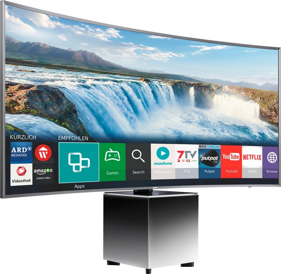 samsung ue82s59 curved led fernseher 207 cm 82 zoll 2160p suhd smart tv online kaufen otto. Black Bedroom Furniture Sets. Home Design Ideas