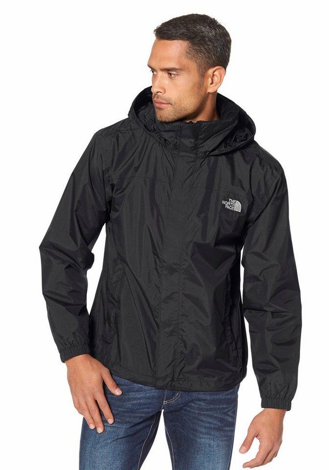The North Face Funktionsjacke »Men`s Resolve Jacket« in schwarz