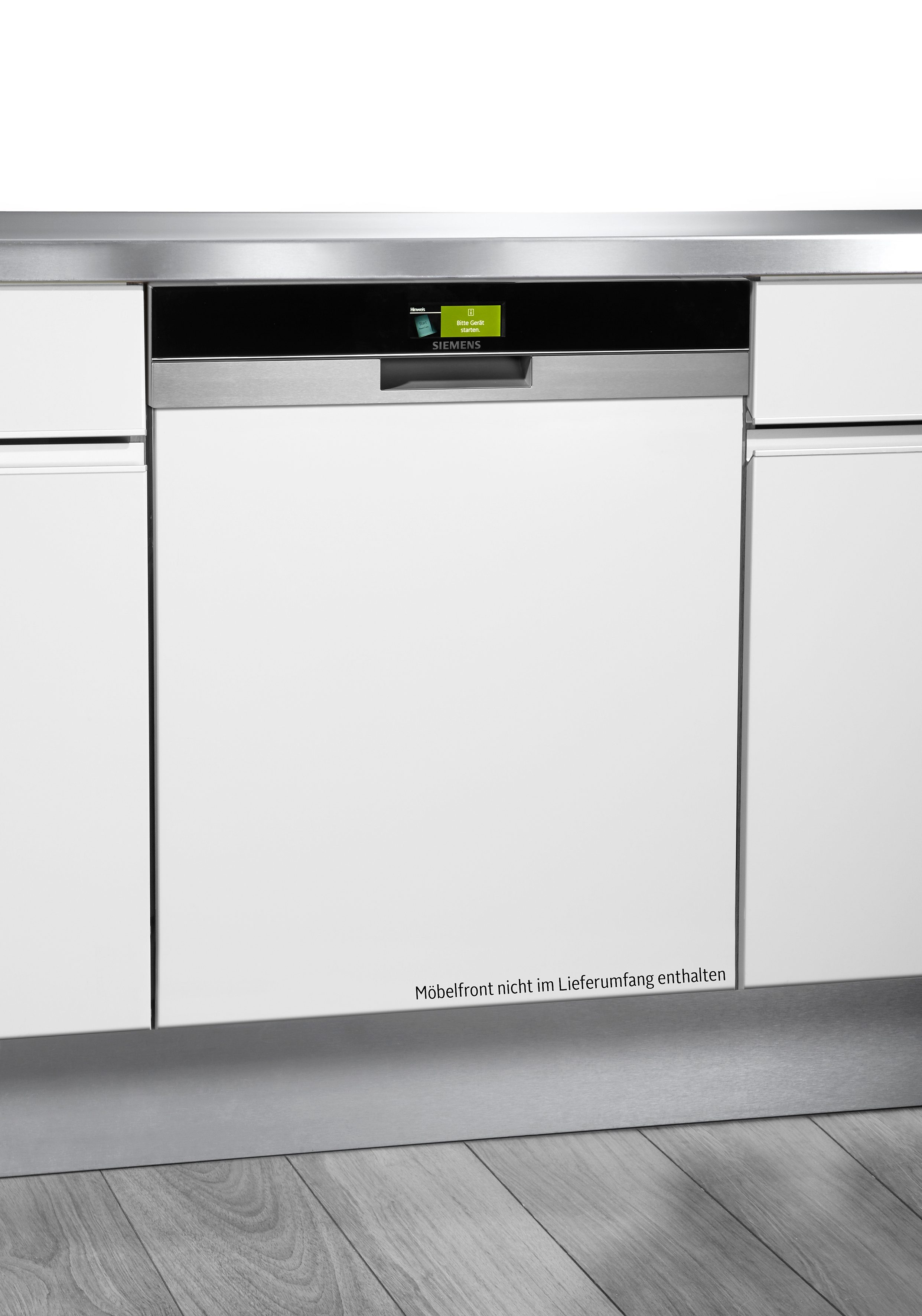 Siemens Spüler 60cm integriert Edelstahl SN578S03TE, A+++ , 7,5 Liter, 13 Maßgedecke
