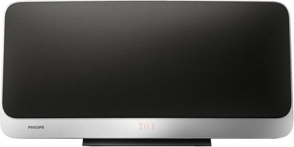 philips btb2470 10 stereoanlage bluetooth digitalradio. Black Bedroom Furniture Sets. Home Design Ideas