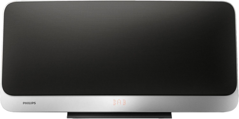 Philips BTB2470/10 Stereoanlage, Bluetooth, Digitalradio (DAB+), 1x USB