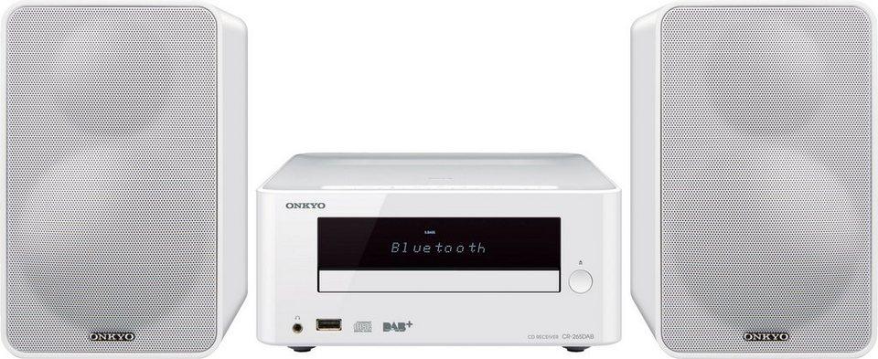cs 265dab stereoanlage bluetooth nfc digitalradio dab. Black Bedroom Furniture Sets. Home Design Ideas
