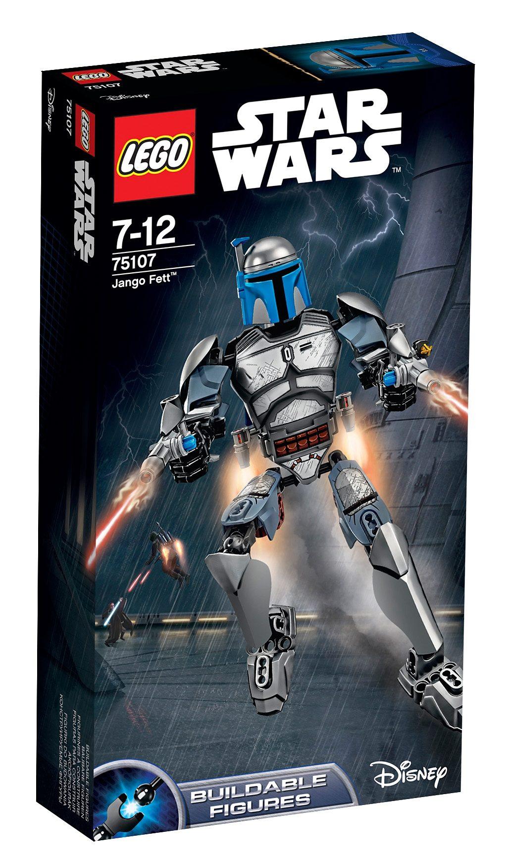LEGO® Spielfigur (75107), »Star Wars™ Jango Fett«