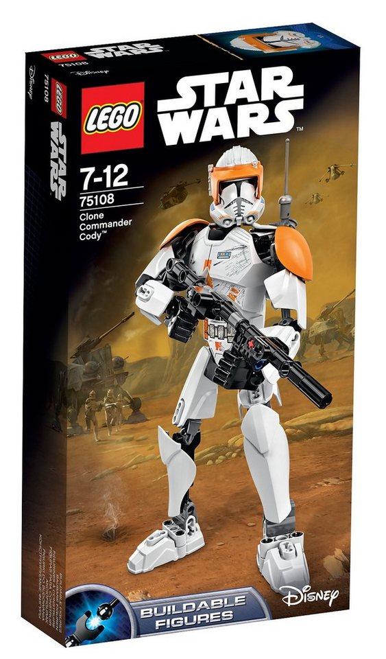 LEGO® Spielfigur (75108), »Star Wars™ Clone Commander Cody«