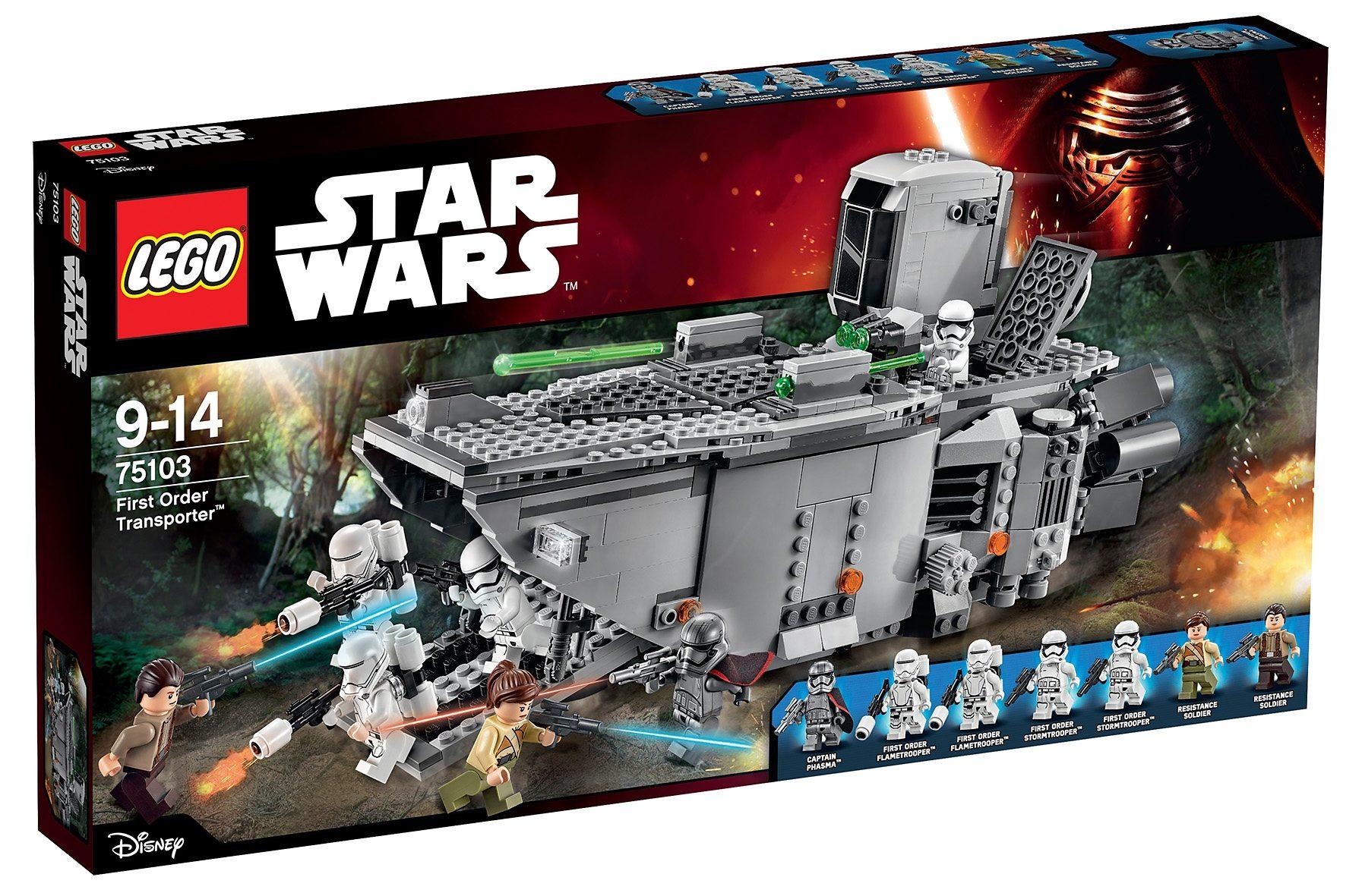 LEGO® First Order Transporter™ (75103), »Star Wars™«