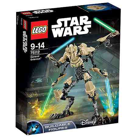 LEGO® Spielfigur (75112), »Star Wars™ General Grievous«