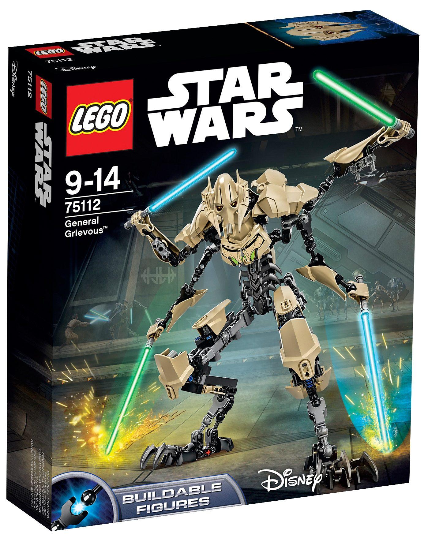 LEGO® Spielfigur (75112), »Star Wars™ General Grievous«