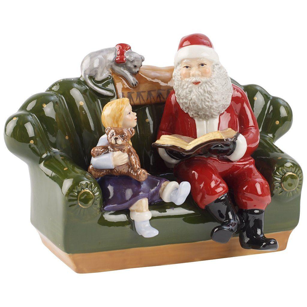 VILLEROY & BOCH Santas Märchenstunde 19,5x12x12 »Christmas Toys«