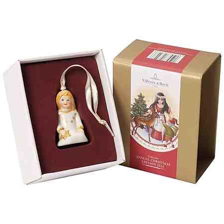 VILLEROY & BOCH Jahresengel 2015 6cm »Annual Christmas Edition«