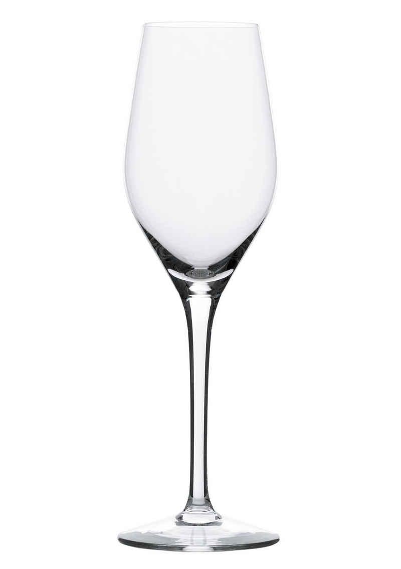 Stölzle Champagnerglas »Exquisit«, Kristallglas, 6-teilig