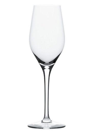 Stölzle Champagnerglas »Exquisit« (6-tlg), Kristallglas