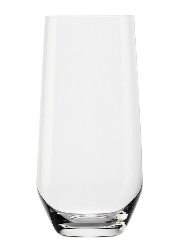 Stölzle Longdrinkglas »REVOLUTION« (6 Stück), Maschinen-Zieh-Verfahren