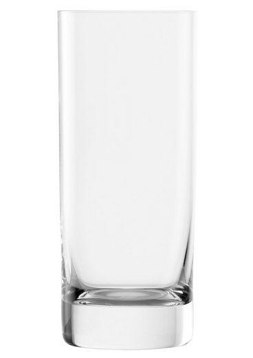 Stölzle Glas »New York Bar«, Kristallglas, Wasserglas, 260 ml, 6-teilig