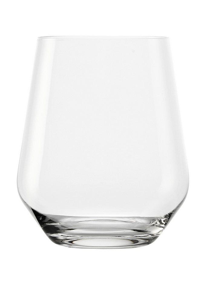 Stölzle Trinkglas-Serie, »QUATROPHIL« (6er Set) in Klarglas