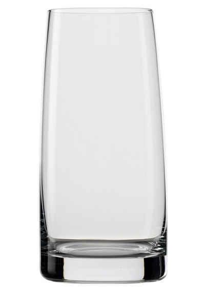 Stölzle Longdrinkglas »Exquisit«, Kristallglas, 6-teilig