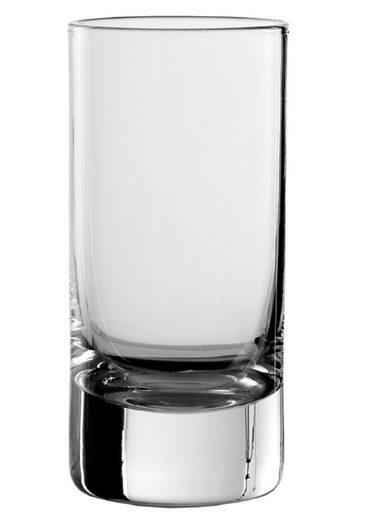 Stölzle Glas »New York Bar« (6-tlg), Bar-Glas, 57 ml