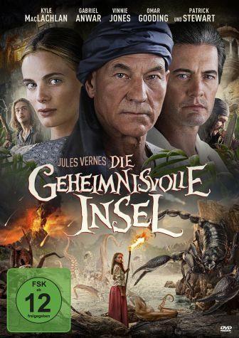 DVD »Die geheimnisvolle Insel«