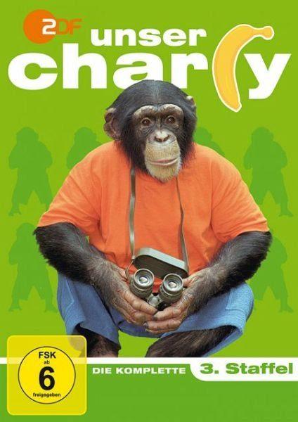 DVD »Unser Charly - Die komplette 3. Staffel (3 Discs)«