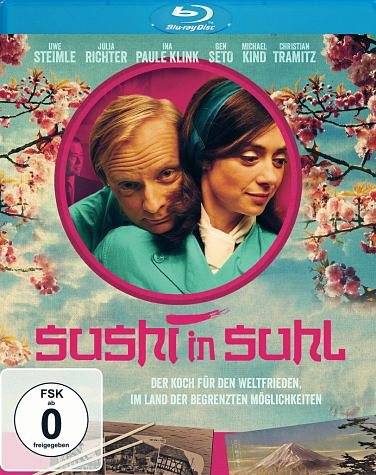 Blu-ray »Sushi in Suhl«