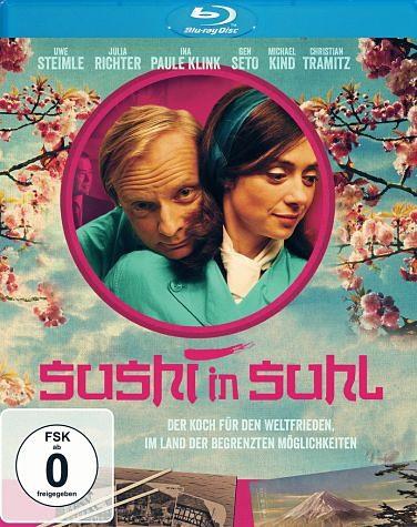 Blu-ray »Sushi in Suhl«