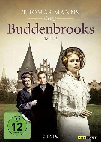 DVD »Die Buddenbrooks - Teil 1-3«