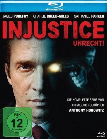 Blu-ray »Injustice - Unrecht!«