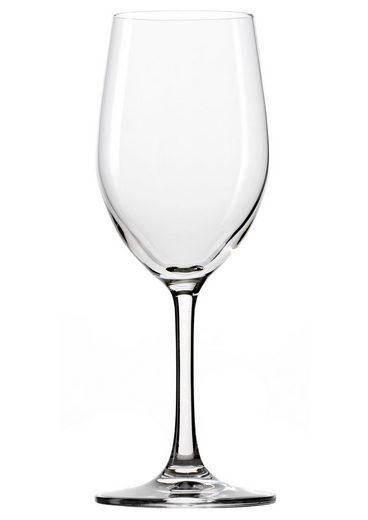 Stölzle Weißweinglas »CLASSIC long life« (6-tlg), 305 ml
