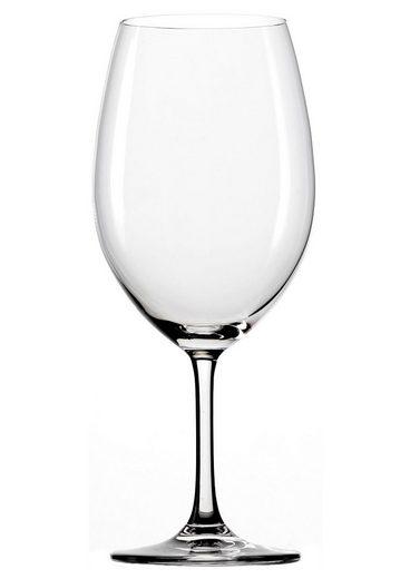 Stölzle Rotweinglas »CLASSIC long life« (6-tlg), 650 ml