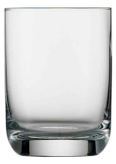 Stölzle Glas »CLASSIC long life«, Kristallglas, Saftglas, 170 ml, 6-teilig