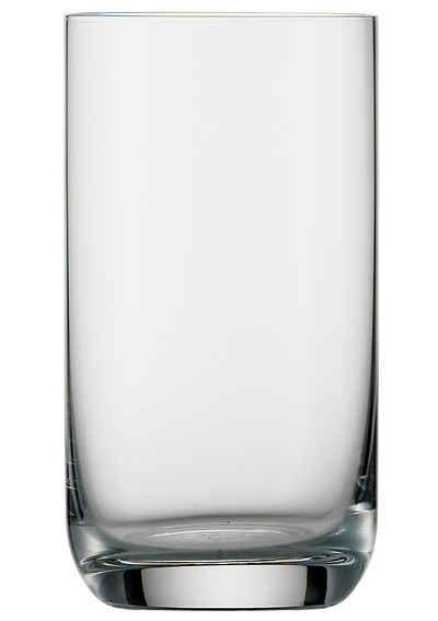 Stölzle Glas »CLASSIC long life«, Kristallglas, Saftglas, 265 ml, 6-teilig