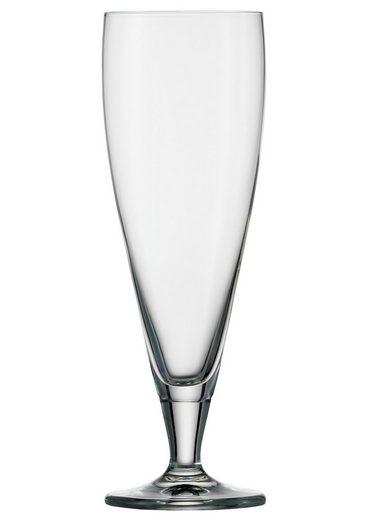 Stölzle Bierglas »CLASSIC long life« (6-tlg)