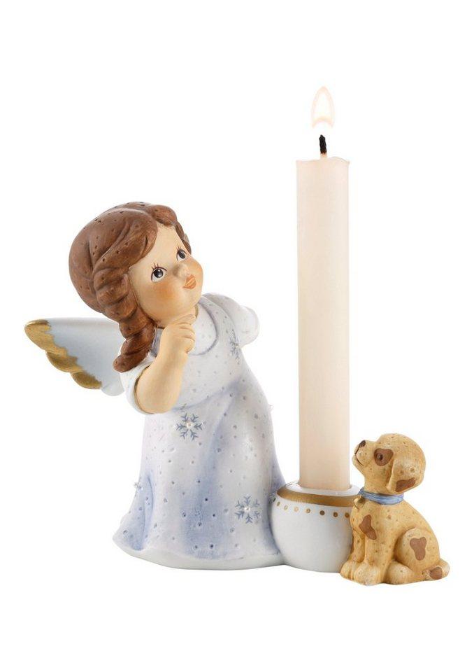 Goebel Kerzenständer »Schau, wie sie leuchtet« in In Pastelltönen