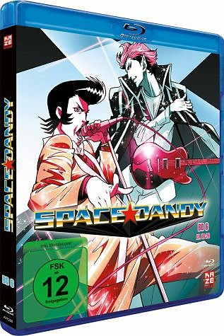Blu-ray »Space Dandy - Vol. 6«