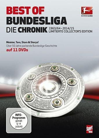 DVD »Best of Bundesliga - Die Chronik 1963/64 -...«